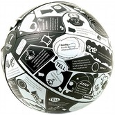Group, Throw and Tell Storytellers Ball, 24 Inches, Ages 13 Years and Up, 1 Each