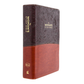 NKJV Woman's Study Bible: Fully Revised, Imitation Leather, Thumb Indexed, Multiple Colors Available