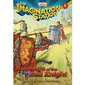 Revenge of the Red Knight, Adventures In Odyssey: Imagination Station, Book 4, by Marianne Hering