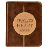 Prayers from the Heart: One-Minute Devotions, by Karen Moore