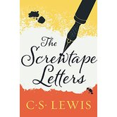 The Screwtape Letters, by C.S.  Lewis, Paperback, Grades 8 and up