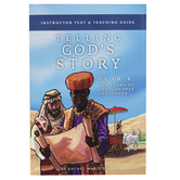 Well-Trained Mind Press, Telling God's Story Year Four Teacher Guide, Paperback, 145 Pages, Grade 4