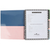 Farmhouse Lane Collection, Lesson Plan and Record Book, Spiral, Multi-Colored, 160 Pages