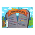 Salt & Light Kids, Ten Commandments Learning Mat, Plastic, 11 1/2 x 17 1/2 Inches, Ages 4 and up