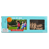 Take Five, Tug Of War Game, 19 Feet Rope, Ages 6 and Older