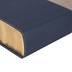 NIV Zondervan Study Bible, Revised, Imitation Leather, Navy & Tan