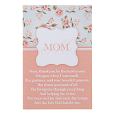 Dicksons, Mom Pocket Card, Paper, Pink, 2 x 3 inches