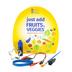 Griddly Games, Just Add Fruits & Veggies: Organic Science & Art Kit, Ages 8 & Older