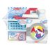 Melissa & Doug, Let's Play House! Wash, Dry & Iron, 8 Pieces, Ages 3 to 6 Years Old