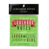 Christian Art Gifts, 101 Lunchbox Notes with Laugh-Out-Loud Jokes for Kids, by Rob Elliot