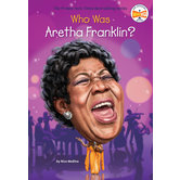 Who Was Aretha Franklin, What Was Series, by Nico Medina, Paperback