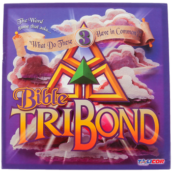 Talicor, Bible TriBond, 2 or More Players, Ages 12 and Older