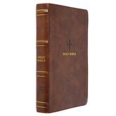 NRSV Catholic Personal-Size Bible, Imitation Leather, Multiple Colors Available