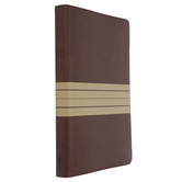 NIV Thinline Bible, Large Print, Duo-Tone, Multiple Colors Available