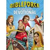 BibleForce: The First Heroes Devotional, by Tama Fortner, Hardcover