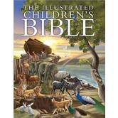 The Illustrated Children's Bible, by Janice Emmerson, Hardcover