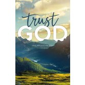 Salt & Light, Trust God Church Bulletins, 8 1/2 x 11 inches Flat, 100 Count
