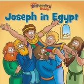 Joseph In Egypt, The Beginner's Bible, by Zonderkidz, Paperback