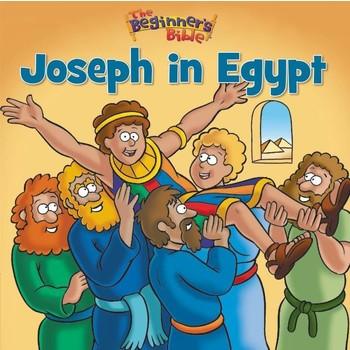 Joseph In Egypt, The Beginner's Bible, by Zonderkidz, Paperback