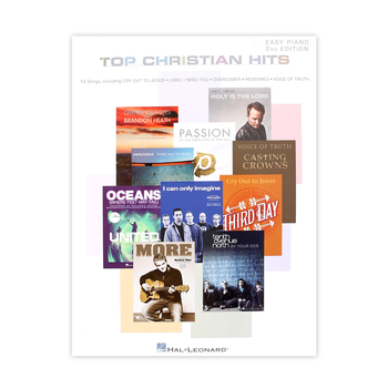 Top Christian Hits Songbook, 2nd Edition, by Various Artists, Paperback
