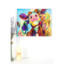 Painted Cow Selfie Wall Plaque, 20 x 16 x 1 1/2 inches