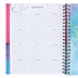 Retro Chic Collection, Lesson Plan and Record Book, Spiral, Multi-Colored, 160 Pages