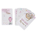 Christian Art Gifts, My Baby Girls Milestone Cards, 6 1/2 x 4 1/2 inches, 24 Cards