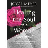 Healing the Soul of a Woman Devotional, by Joyce Meyer, Hardcover