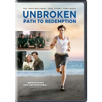 Unbroken: Path to Redemption, DVD