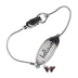Bella Grace, Believe Cord Bracelet with Butterfly Charm, Brass, Silver
