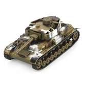 Toysmith, Army Tank, Assorted Styles, 4 1/2 inches, 1 Piece
