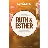 Ruth and Esther, LifeChange Bible Study Series, by The Navigators, Paperback