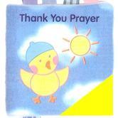 Thank You Prayer, by Kaori Watanabe, Fabric Book