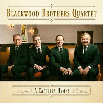 A Cappella Hymns, by Blackwood Brothers Quartet, CD