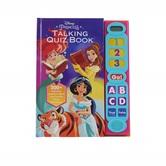 Disney Princess Talking Quiz Book, by Phoenix International, Sound Book