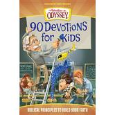 Adventures in Odyssey: 90 Devotions for Kids, by Focus On The Family, Paperback
