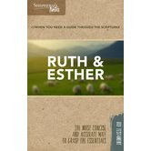 Ruth and Esther, Shepherd's Notes Series, by Robert Lintzenich, Paperback