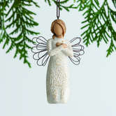 Willow Tree, Remembrance Angel Figurine Ornament, Resin, 4 1/2 inches