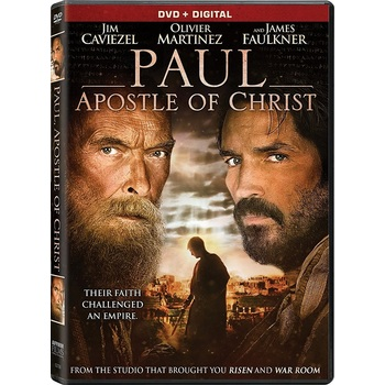 Paul: Apostle of Christ, DVD