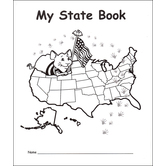 My Own Books  - My State Book