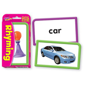 Pocket Flash Cards Rhyming Two-Sided Cards
