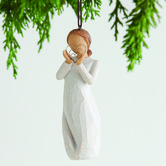 Willow Tree, Lots of Love Figurine Ornament, Resin, 4 1/2 inches