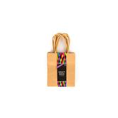 Small Kraft Gift Bag - 5 Pack