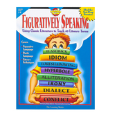 Creative Teaching Press, Figuratively Speaking Literature Resource Book, 136 Pages, Grades 5-8