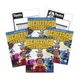 BJU Press, Heritage Studies 3 Complete Subject Kit, 3rd Edition, Grade 3