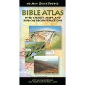 Holman QuickSource Bible Atlas: With Charts, Maps, and Biblical Reconstructions, by Paul Wright