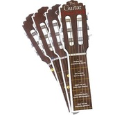 Hal Leonard, The Guitar Chord Deck, by Ed Lozano, 45 Pages, 11 x 3 1/2 inches