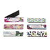 Salt & Light, Butterfly and Floral Magnetic Bookmarks, 6 Bookmarks