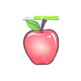 Renewing Minds, Apple Shaped Notepad, 6.25 x 8 inches, 50 Count