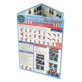 BarCharts Inc, American Sign Language, Quick Study Academic Guide, Grades 6-Adult